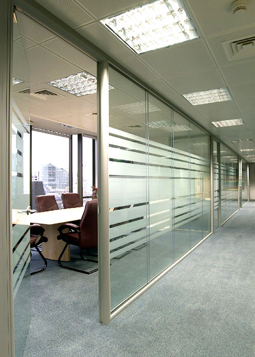 About Glass Partitions
